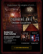 Resident Evil Origins Email ImageProxy
