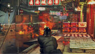 Resident Evil Umbrella Corps Lanshiang map 6
