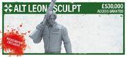 Alt Leon Sculpt