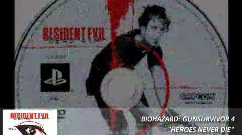 Biohazard Heroes Never Die 2003