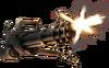 PUBG Mobile X Resident Evil 2 M134 Minigun