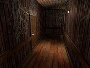 Resident Evil 1996 - Dormitory corridor - image 4