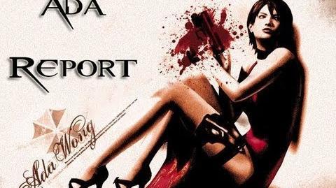 Resident Evil 4 - Ada Report Español