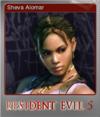 Resident Evil 5 Biohazard 5 Foil 8