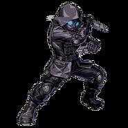 BIOHAZARD Clan Master - VECTOR 03