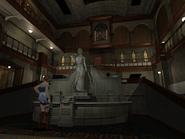 RE3 RPD Main Hall 7