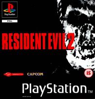Resident Evil 2 Caratula PAL