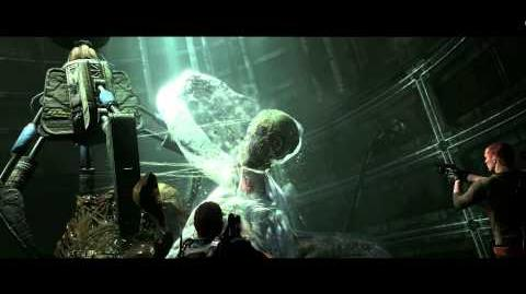 Resident Evil 6 all cutscenes - The Cocoon Hatches! (Chris' version)