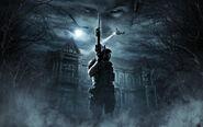 BIOHAZARD Vendetta film poster