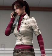 Claire redfield degeneration 4 by claireredfield7