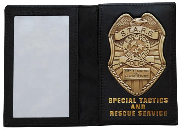 resident evil 2 badge