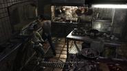 Resident Evil 0 HD - Kitchen sink examine