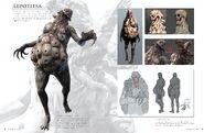 Resident Evil 6 Artworks - Creature Design (24)