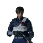 RE2 Leon - Classic Police (Injured) PV