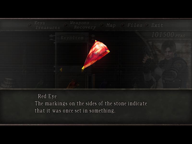 Red Eye | Resident Evil Wiki | FANDOM powered by Wikia