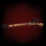Rifle M1891 30 icon