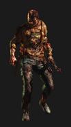 Afligido -1 - Resident Evil Revelations 2