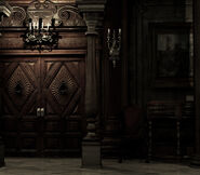 REmake background - Entrance hall - r106 00111