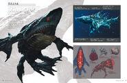 Resident Evil 6 Artworks - Creature Design (28)