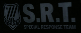 S.R.T. logo