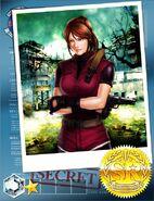 Claire Redfield BIOHAZARD Team Survivor RE2