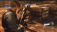 Leon shotgun
