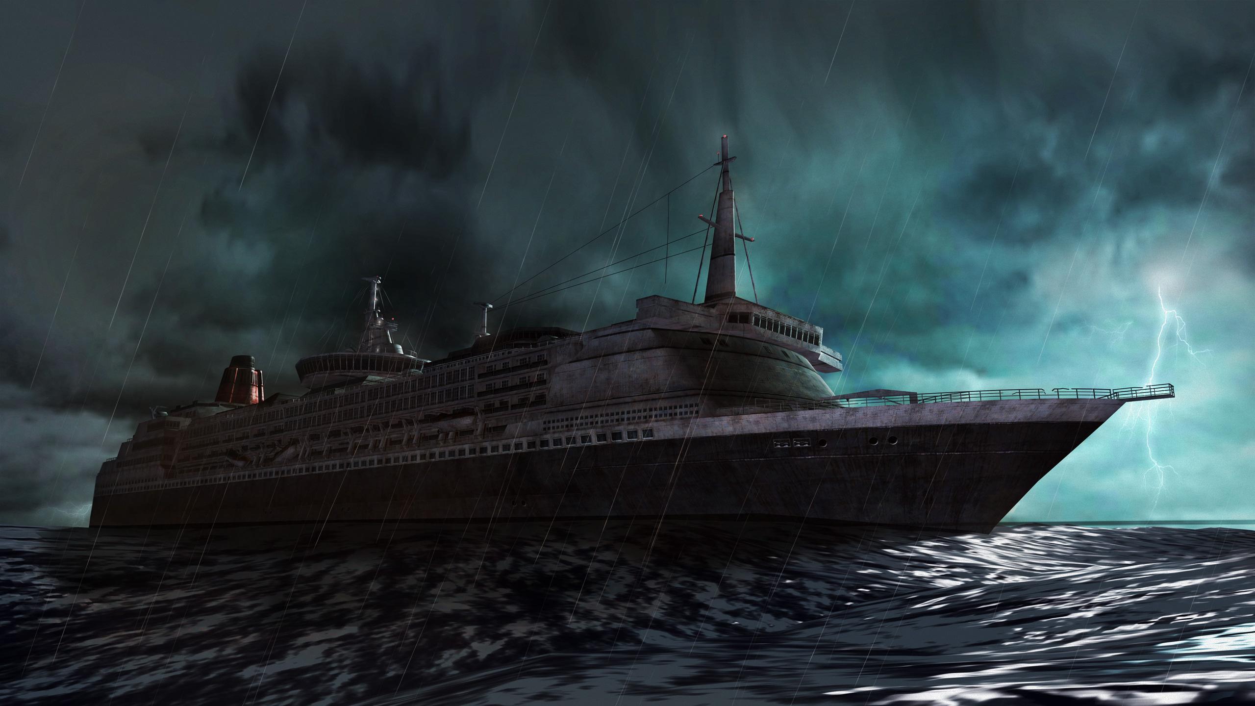 Queen Zenobia Resident Evil Wiki FANDOM Powered By Wikia - Queen elizabeth cruise ship wikipedia