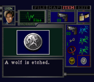 RE2 Wolf Medal english item examination