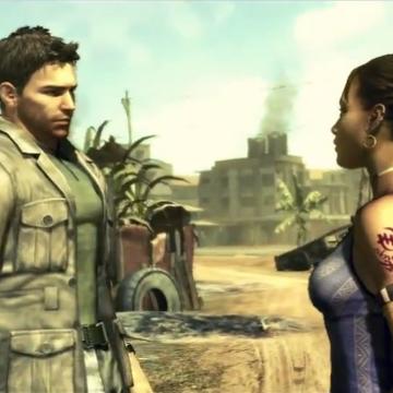Chapter 1 1 Resident Evil Wiki Fandom