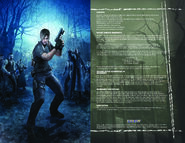 Resident Evil 4 Wii Edition Instruction Booklet 16