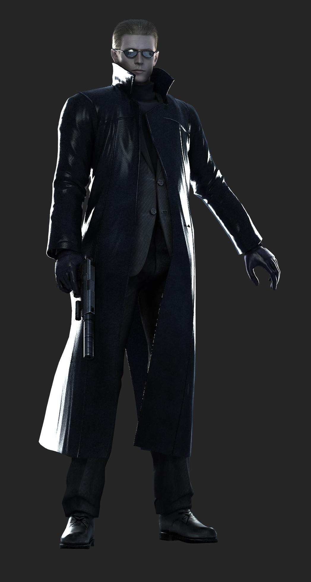 Wesker uc
