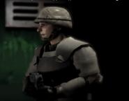 Private Anti-Biohazard Service Soldier 5