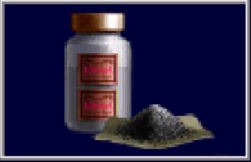 Resident Evil 3 Powder AA-1