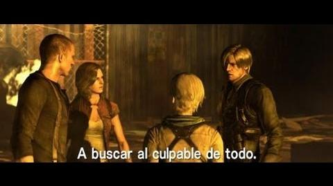 Resident Evil 6 - Second Trailer en Español (Subtitulado) Captivate 2012 - PC PS3 Xbox 360