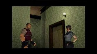 Resident Evil Director's Cut The Ceiling Trap