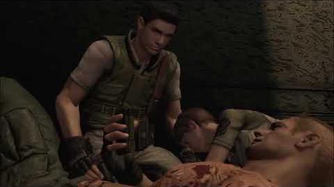 Chris gives Richard serum