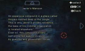 Mansión de Javier