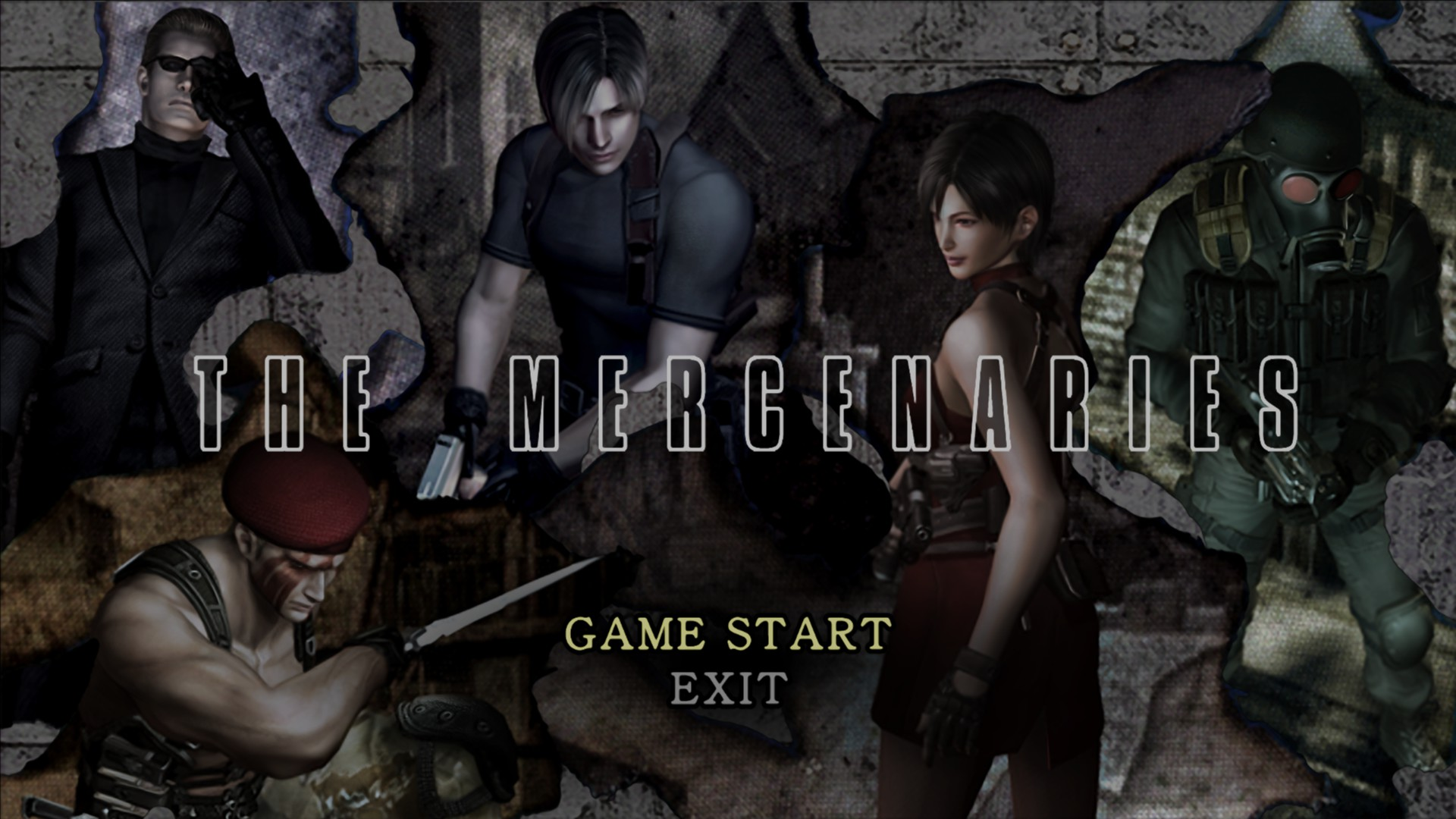 The Mercenaries Re4 Resident Evil Wiki Fandom