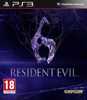 RE6 PS3 EUR