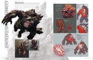 Resident Evil 6 Artworks - Creature Design (20)