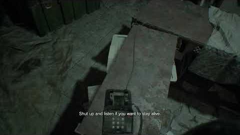 Resident Evil 7 biohazard all scenes - Zoe's call 2