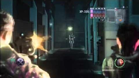 Resident Evil Operation Raccoon City Versus Mode Trailer
