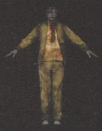 Degeneration Zombie body model 47