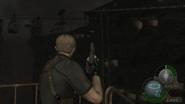 Re4 screenshot lift line