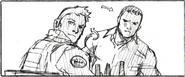 Resident Evil 6 storyboard - Fallen Hero 32
