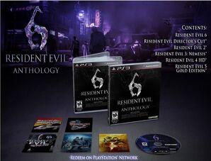 Resident evil 6 anthology descripcion
