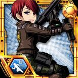 BIOHAZARD Clan Master - Character card - Tweed 1