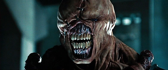Resident Evil 2 Movie Nemesis