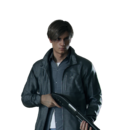 RE2 remake - Leon Casual costume PV