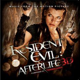 Resident Evil Afterlife Soundtrack